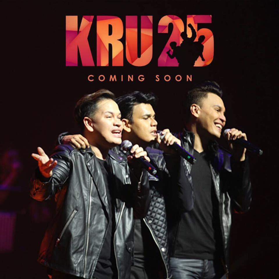 Konsert KRU 25